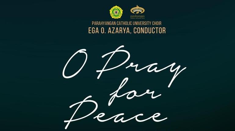 O Pray For Peace