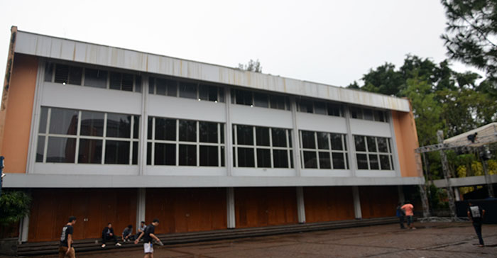 Gedung Serba Guna. MP/ Shaquille Noorman