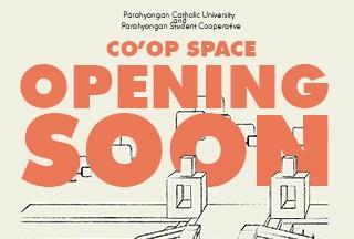 Co-op Space, unit usaha baru KKBM Unpar.