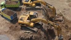 Suasana pembongkaran  Gedung Serba Guna (GSG) sudah sampai pengerukan untuk pembangunan basement setinggi tiga lantai berdasarkan wawancara MP bersama Triweko pada 14 November 2014. Berdasarkan wawancara pembangunan tahap I ini akan selesai pada bulan Desember atau Januari 2015.