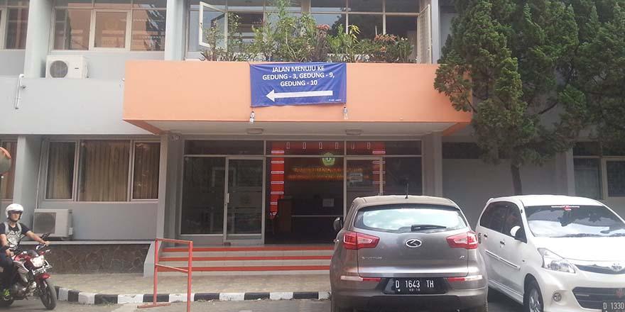 Gedung 6 FTI UNPAR Kampus Ciumbuleuit, dok. MP.