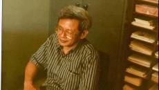 Prof. Arief Sidharta (alm.) selama masa aktifnya di Unpar. /Dok. MP