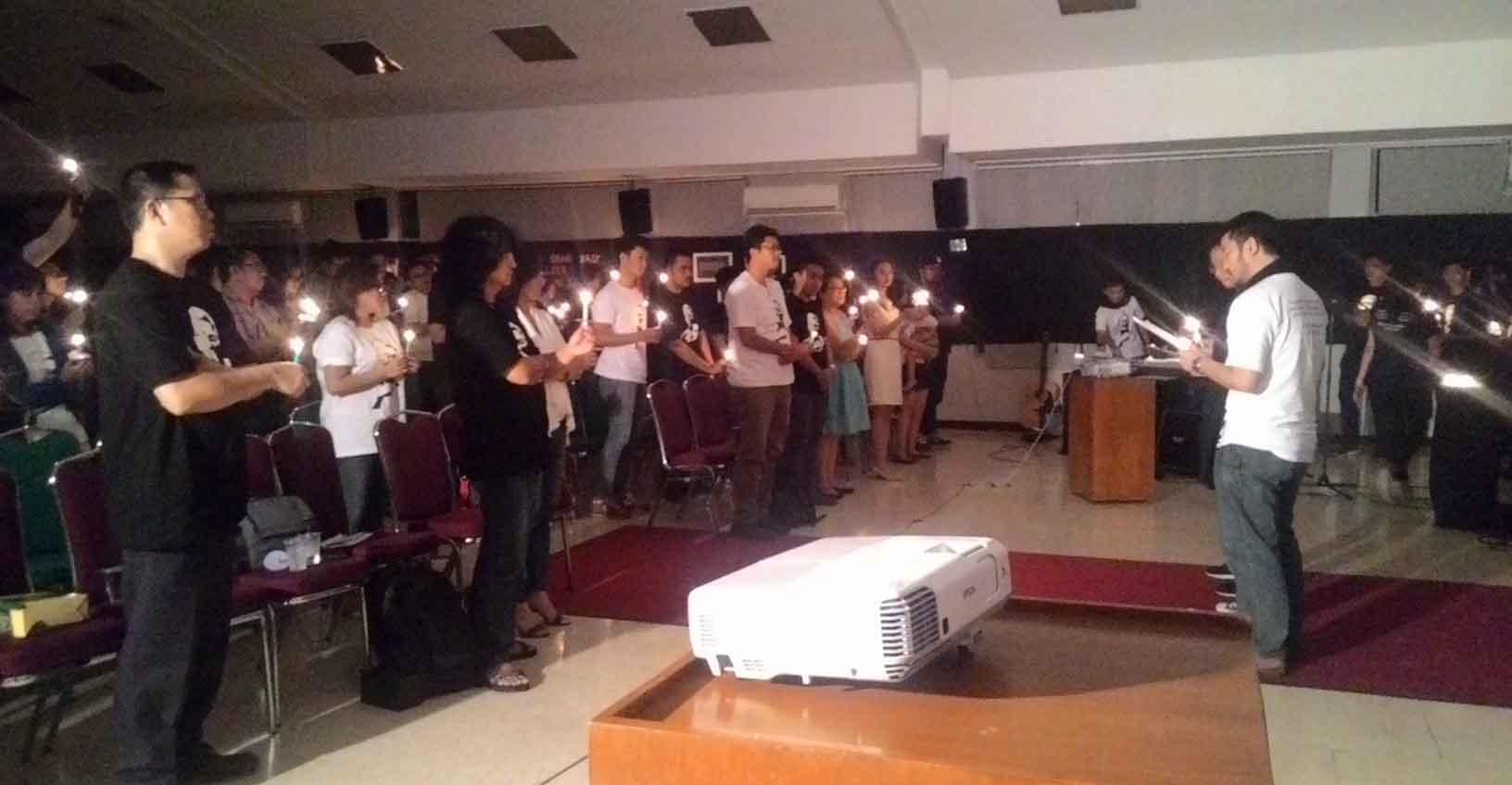 Suasana acara Malam Ariefian, Dok. MP