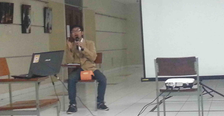 Debat Calon Tunggal Ketua  HMPSTI Periode 2016/2017 dok. MP