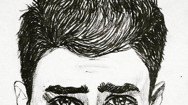 Ilustrasi rambut. dok/ @cindyfransisca13 (imgrum.net)