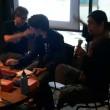"Diskusi ""Bangkitnya Pembangunan-isme Orde Baru"" bersama Yu Sing dan Marco Kusumawijaya pada Jumat (23/9). Dok/ MP"
