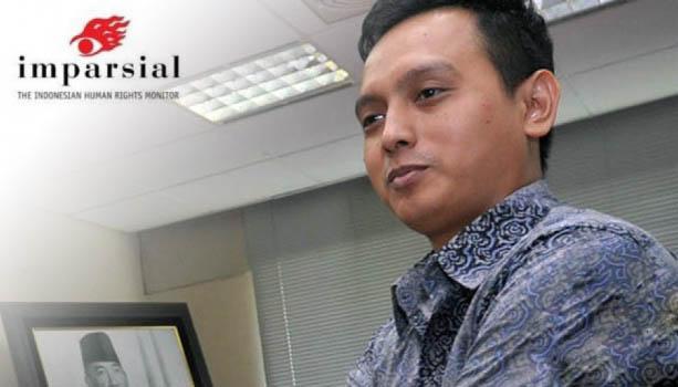 Direktur Imparsial, Al-Araf. Dok/ Antara/Istimewa