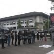 10th Aksi Kamisan Bandung di depan Gedung Sate pada Kamis, 19 Januari 2017. Dok/MP