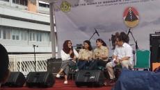 Acara penyambutan tim WISSEMU Mahitala UNPAR. Dok/MP
