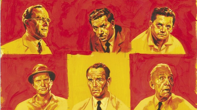 Ilustrasi 12 juri dalam film 12 Angry Men. Dok/ Infotainment News.