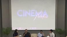 elompok Studi Mahasiswa Pengkaji Masalah Internasional (KSMPMI) pada Jumat lalu (3/5) mengadakan festival film dengan nama Cinema Paradiso (Cinepar) yang dilaksanakan di ruang audio visual gedung 3. Dok/ MP
