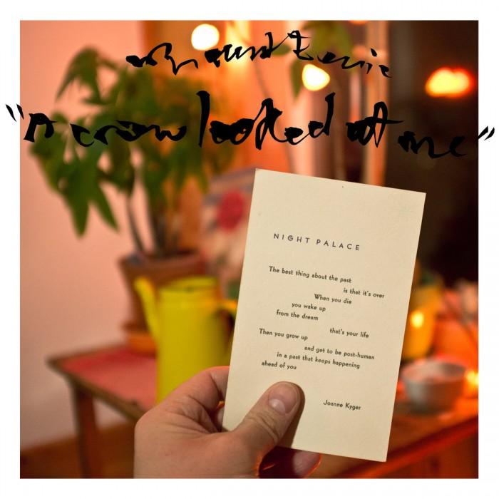 Cover Album Mount Eerie – A Crow Looked at Me