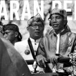 Jokowi dan Ridwan Kamil di Karnaval Kemerdekaan