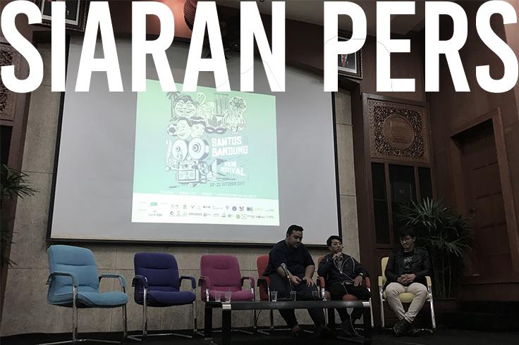 Suasana Acara Santos-Bandung Film Festival