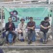 Suasana Konferensi Pers Santos-Bandung Film Festival