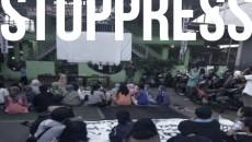 Suasana Tamansari di Acara Panggung Perjuangan Tamansari