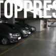 Suasana Parkir Unpar