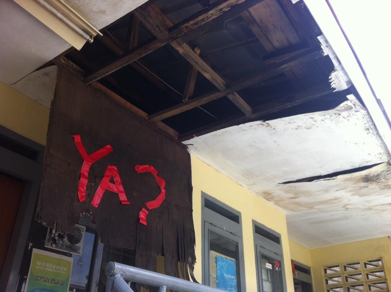 Renovasi Gedung UKM Diperkirakan Mundur