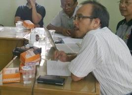 "Wawancara MP Dengan Pius Sugeng: ""Akan Bagus Jika Ia Mundur"""