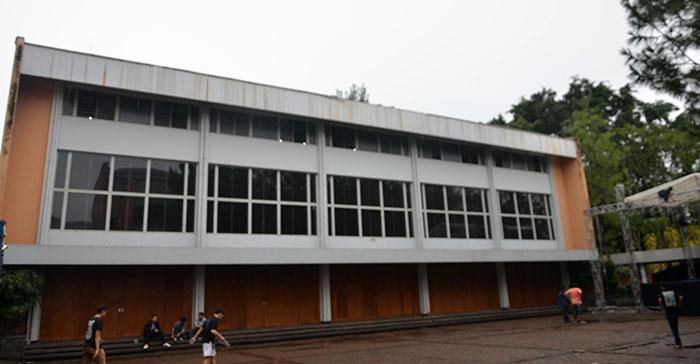 Pembangunan Gedung Baru Unpar Dibagi Dua Tahap