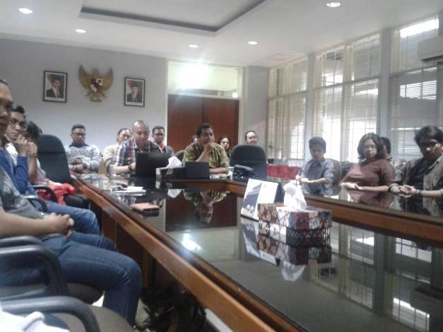 KSKP Selenggarakan Diskusi 'KPK vs POLRI'