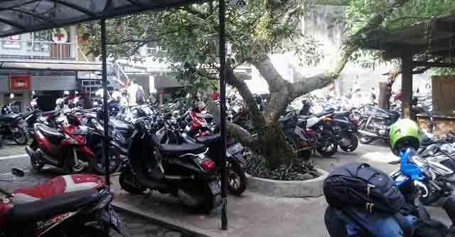 BSP: Masalah Parkiran Kembali ke Kesadaran Mahasiswa