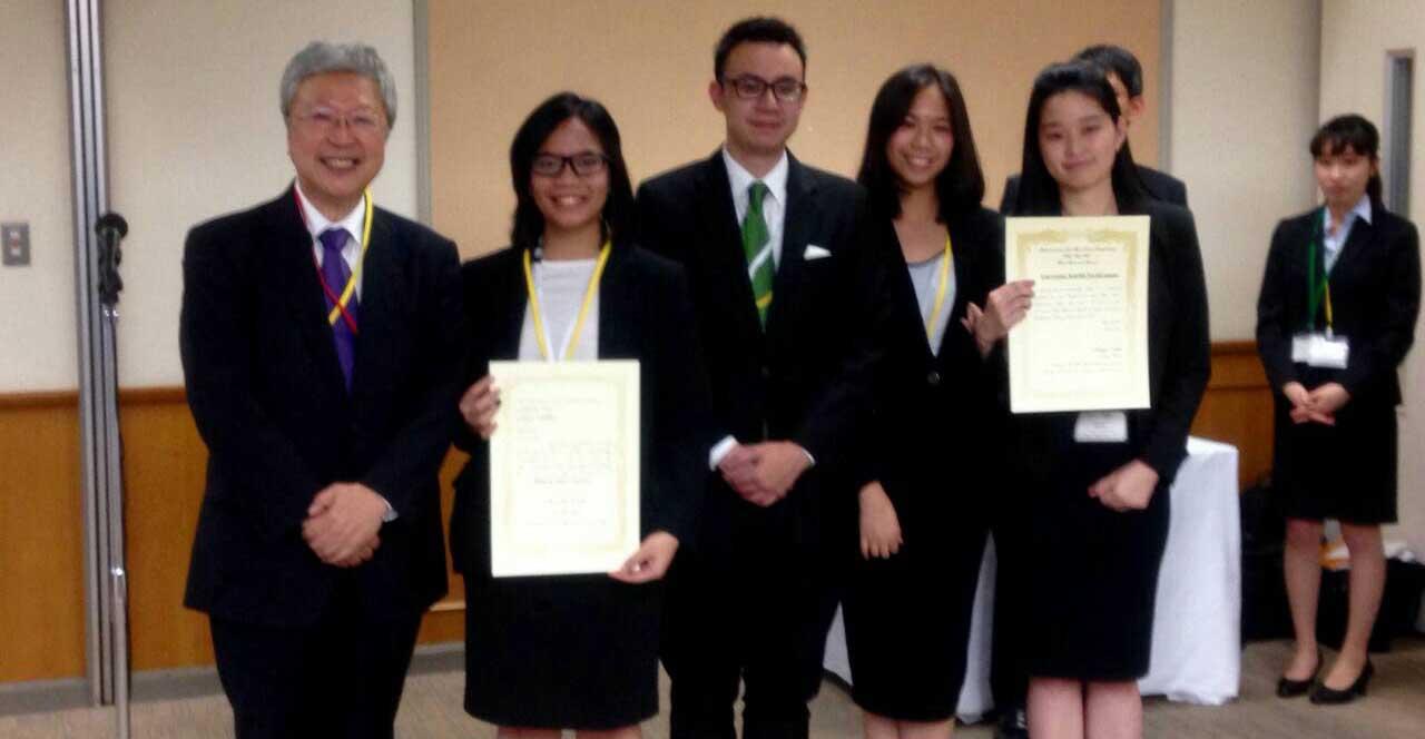 Parahyangan International Law Society Kantongi 2 Penghargaan di Asia Cup