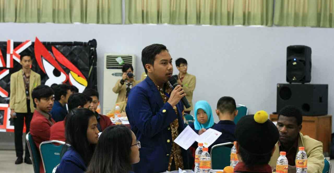 Dialog Kepemudaan, Aksi Nyata Pemuda untuk Perubahan