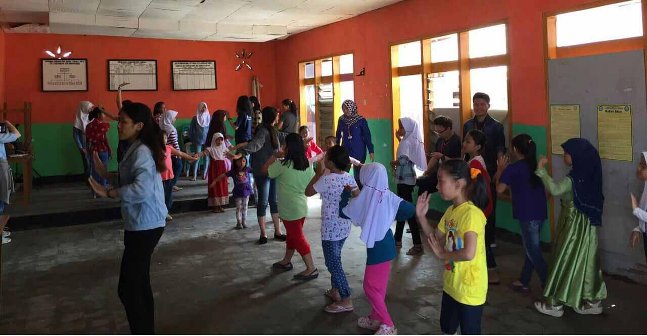 TOSAYA 2016 Pindahkan Desa Sasaran Kegiatan