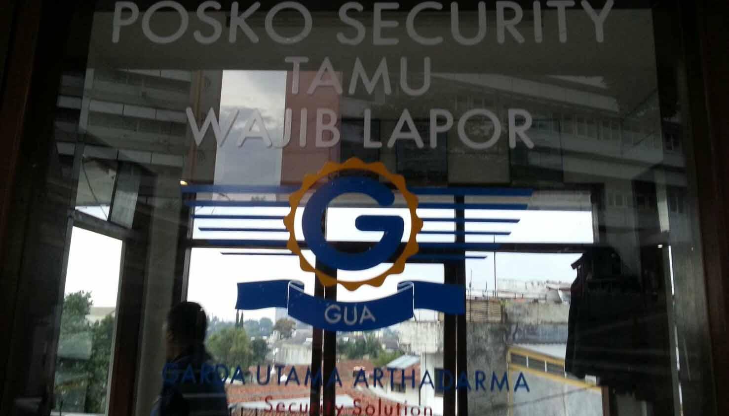 Setelah 9 Tahun, UNPAR Ganti Jasa Pengamanan