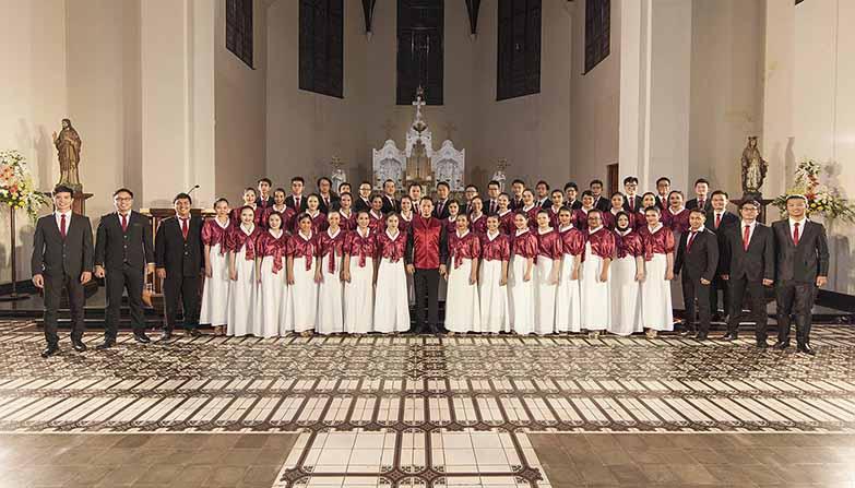 Appassionato, PSM UNPAR Bawakan Konser Sepenuh Hati