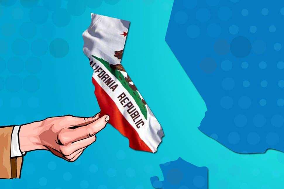 California Semakin Pasti untuk Memisahkan Diri dari Amerika Serikat