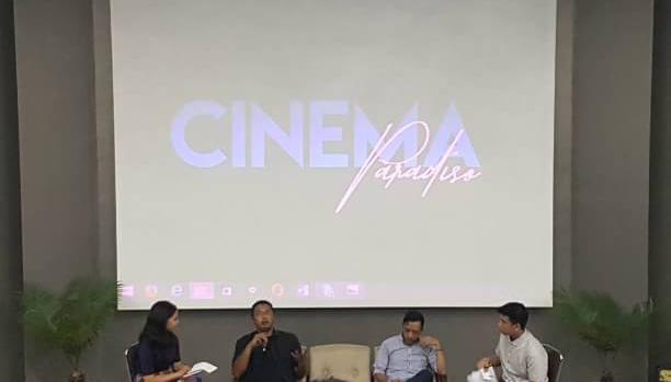 Cinepar Kemas Isu Hubungan Internasional Melalui Film dan Literatur