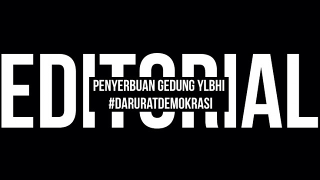 Editorial Media Parahyangan #daruratdemokrasi