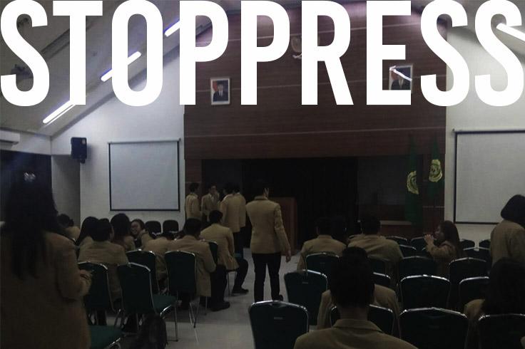 KPU PM UNPAR 2018 Kembali Gunakan Format Semi-Independent