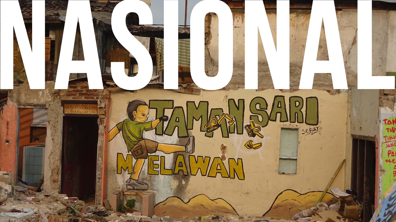 Tidak Hormati Proses Hukum; Pemkot Bandung Layangkan SP3 untuk Warga Tamansari