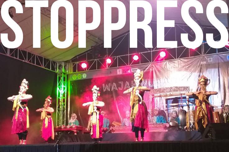 Wajah Nusantara 2018: Pagelaran Tari Tradisional Nuansa Perjuangan