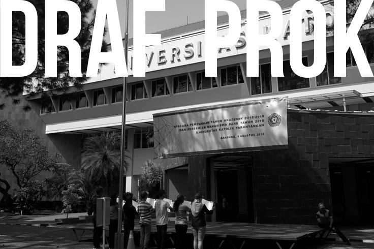 Unduh! Draf Peraturan Rektor Tentang Organisasi Kemahasiswaan
