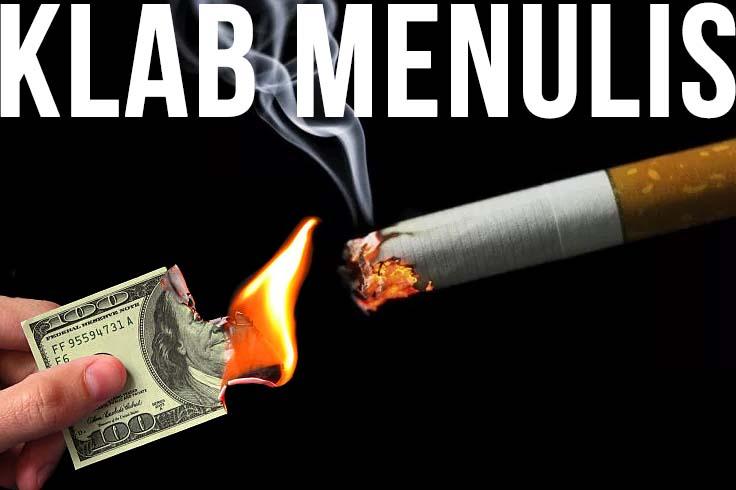 Klab Menulis : Rokok