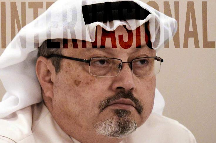 Jamal Khashoggi, wartawan senior dari Arab Saudi