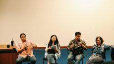 Suasana Forum Diskusi (Fordis) Arsitek yang diadakan di Audio Visual (Advis) PPAG hari Jumat (9/11). dok/HMPSARS.
