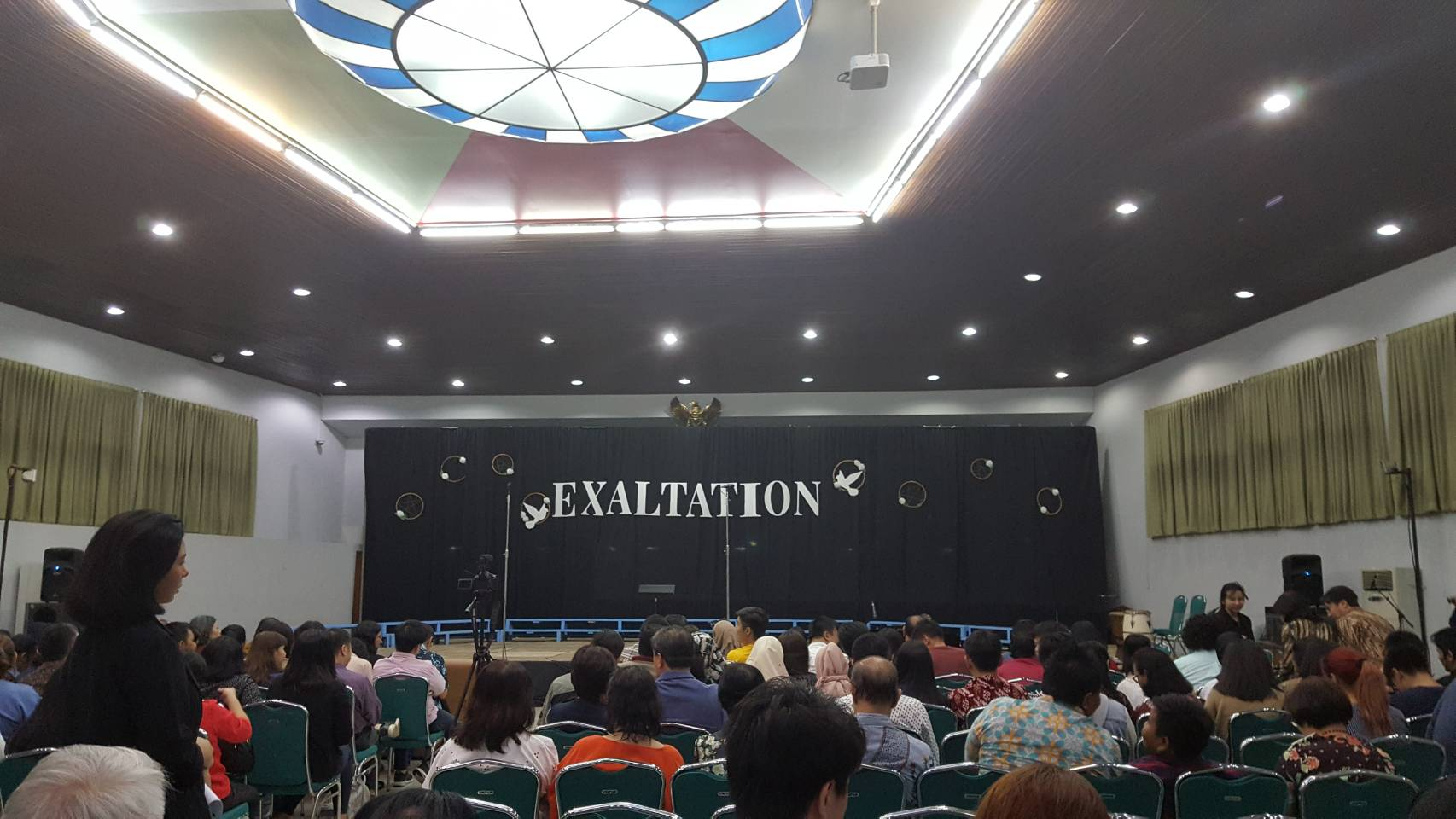 Exaltation: Ucapan Syukur dari PSM Unpar