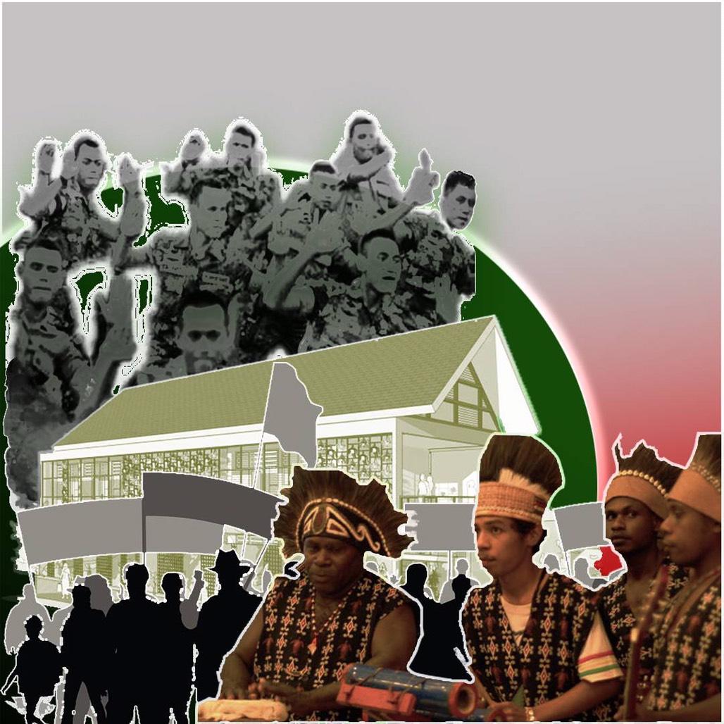 Mahasiswa Papua di Bandung Alami Pengambilan Data secara Paksa