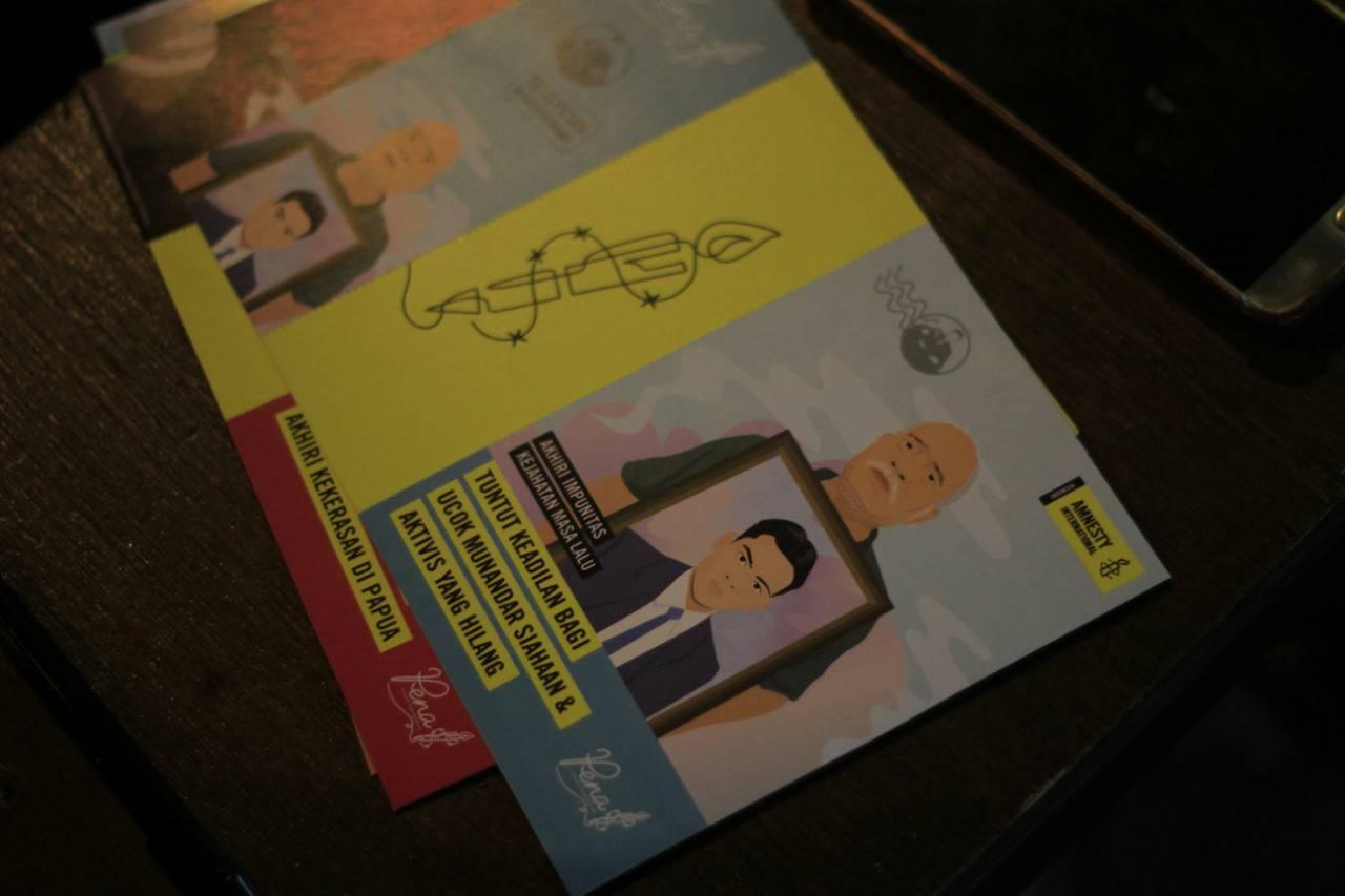 Amnesty International: Pasal Makar Bentuk Pembungkaman Pemerintah atas Kebebasan Sipil