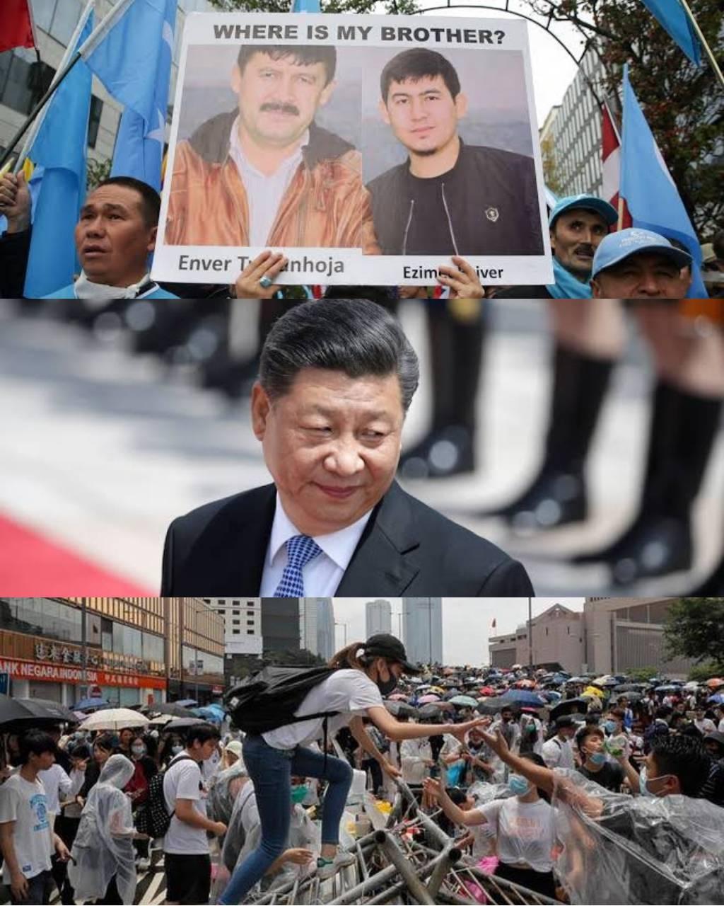 Hong Kong, Xinjiang, dan Apa yang Akan Dilakukan Tiongkok?
