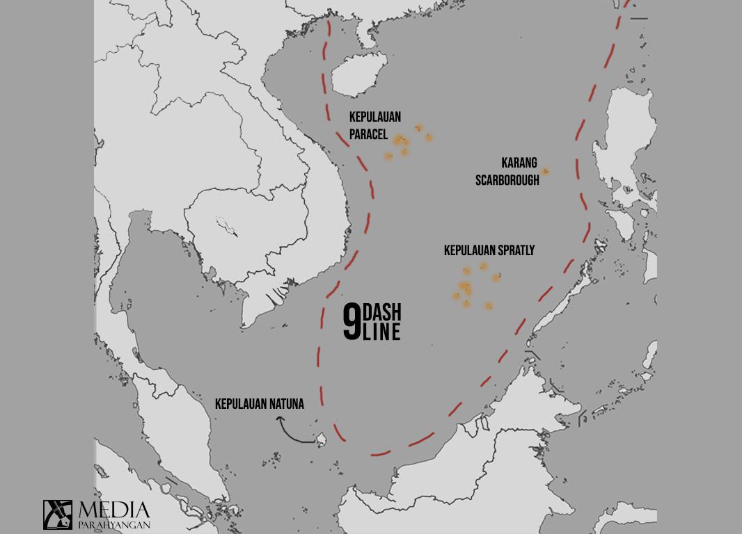 Polemik Kedaulatan Maritim di Laut Cina Selatan