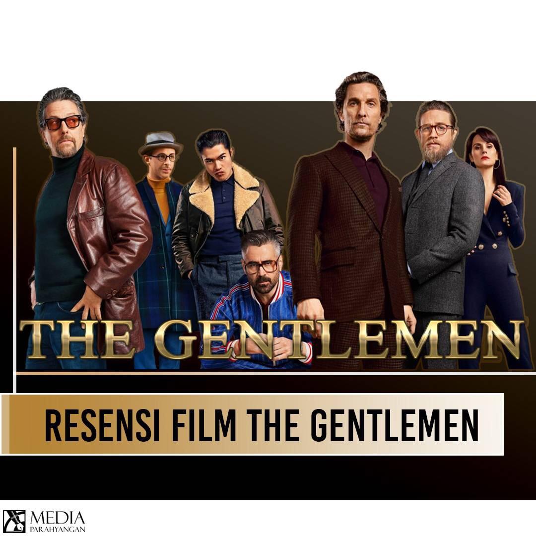 [Resensi] The Gentlemen: Perebutan Monopoli Marijuana Dibalut Komedi