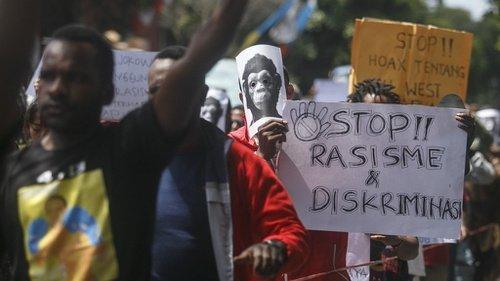 Diskriminasi Nyata Bagi Mahasiswa Papua di Bandung