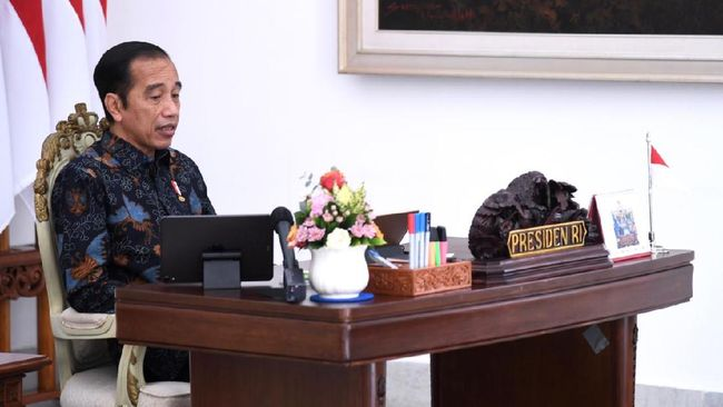 Di Tengah Semrawut Omnibus Law, Presiden Jokowi Di Mana?